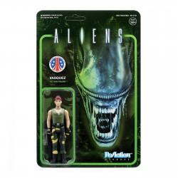 Figura Vasquez Aliens ReAction Super7