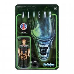 Figura Hicks Aliens ReAction Super7