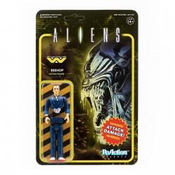 Figura Bishop Aliens ReAction Super7
