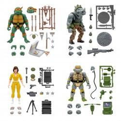 Figuras Tortugas Ninja...