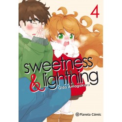 Sweetness & Lightning 4