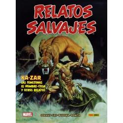 Biblioteca Relatos Salvajes 1