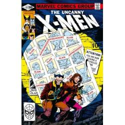 The Uncanny X-Men 141 (Marvel Facsímil)