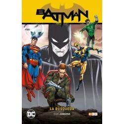 Batman y Robin 4. La Búsqueda