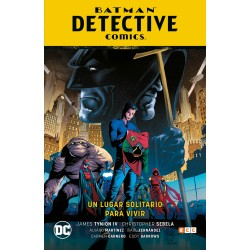 Batman. Detective Comics 5. Un Lugar Solitario Para Morir