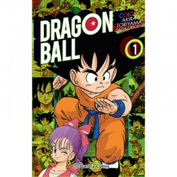 Dragon Ball Color. Origen y Red Ribbon (Colección Completa)