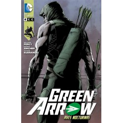 Green Arrow. Aves Nocturnas