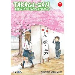 Takagi-San Experta en Bromas Pesadas 7
