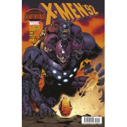Secret Wars. X-Men' 92. Colección Completa