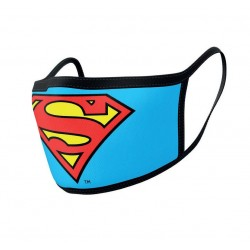 Pack de 2 Máscaras de Tela Superman