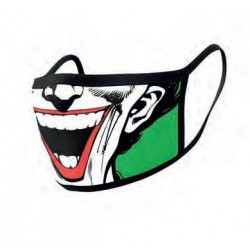Pack de 2 Máscaras de Tela Joker
