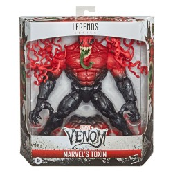 Figura Toxin Marvel Legends
