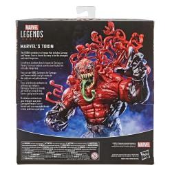 Figura Toxin Marvel Legends
