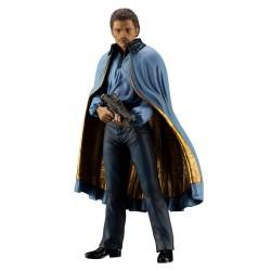 Figura Lando Calrissian Star Wars Episodio IV Escala 1/10 Artfx+ PVC Kotobukiya