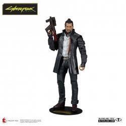 Figura Takemura Cyberpunk 2077 McFarlane