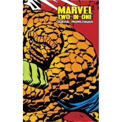Marvel Two-In-One. Grita, Monstruo (Marvel Limited Edition)
