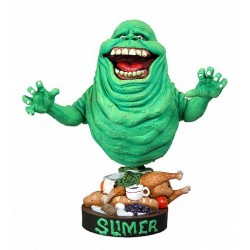 Figura Slimer Cazafantasmas Head Knocker