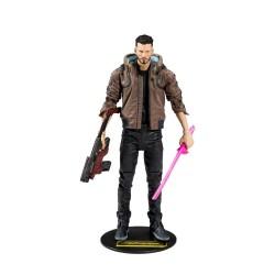Figura Male V Cyberpunk 2077 McFarlane