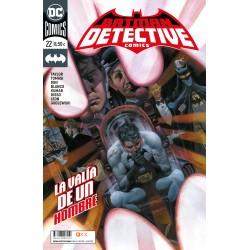 Batman. Detective Comics 22