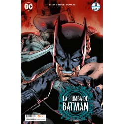 La Tumba de Batman 3