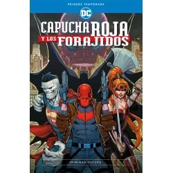 Capucha Roja y los Forajidos. Primera Temporada. Trinidad Oscura
