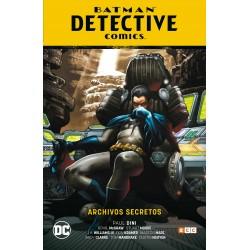 Batman. Detective Comics vol 1. Archivos Secretos