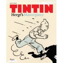 Tintin. Hergé's Masterpiece en Inglés Libro Pierre Sterckx