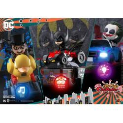 Joker The Dark Knight El Caballero Oscuro Cosbaby Cosrider Hot Toys