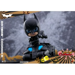Batman The Dark Knight El Caballero Oscuro Cosbaby Cosrider Hot Toys