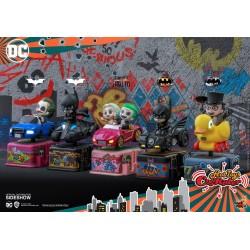 Batman The Dark Knight El Caballero Oscuro Cosbaby Cosrider Hot Toys