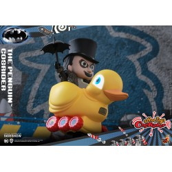 Pingüino Batman Returns Cosbaby Cosrider Hot Toys Penguin