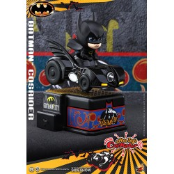 Batman 1989 Cosbaby Cosrider Hot Toys
