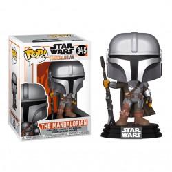 El Mandaloriano Star Wars The Mandalorian POP Funko 345