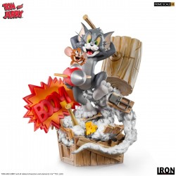 Estatua Tom and Jerry Iron Studios Escala 1/3