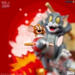 Estatua Tom and Jerry Iron Studios Escala 1/3