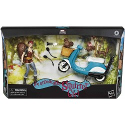 Figura Squirrel Girl Moto Marvel Legends Vehicle Hasbro