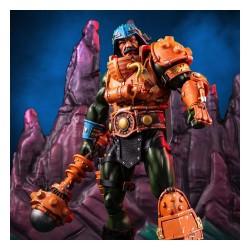figura mondo man at arms masters del universo