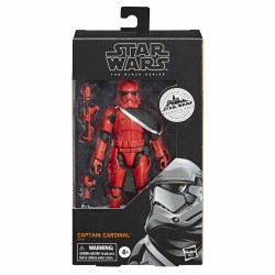 Figura Captain Cardinal Sith Trooper Black Series Star Wars Hasbro