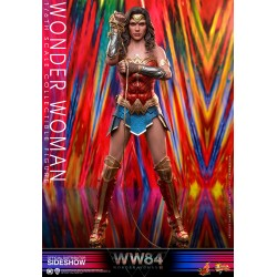 Figura Wonder Woman 1984 Hot Toys