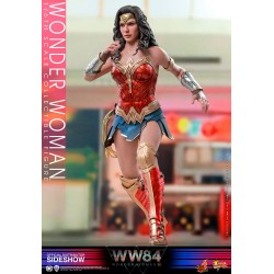 Figura Wonder Woman 1984 Hot Toys