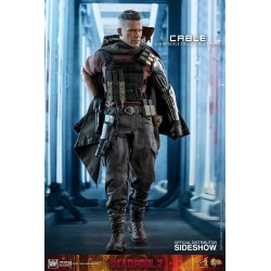 Figura Cable Deadpool 2 Hot Toys