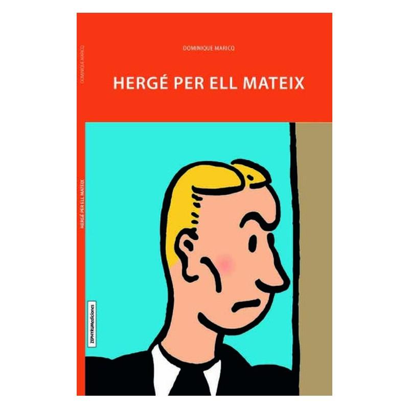 Hergé Per Ell Mateix (Catalán)