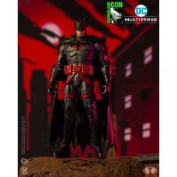 Figura Batman Flashpoint McFarlane Multiverse DC Comics