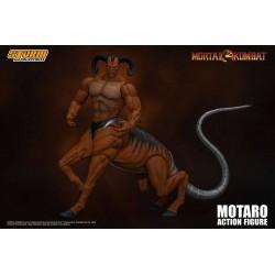 Figura Motaro Mortal Kombat...