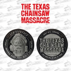 Moneda Texas Chainsaw...