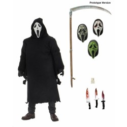 figura scream ultimate ghostface neca