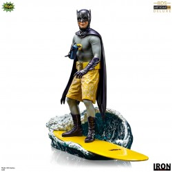 batman 1966 iron studios estatua adam west