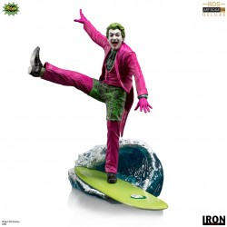 figura joker iron studios batman 1966