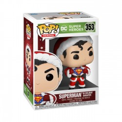 Superman Navidad POP Funko 353