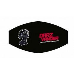 Imagén: Mascarilla Darz Vander Cabezones Enrique Vegas (Darth Vader)